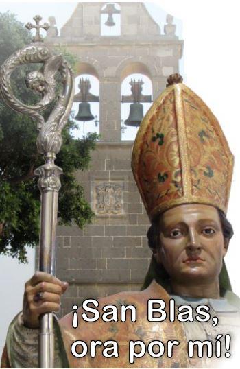 Descarga tu estampa de San Blas