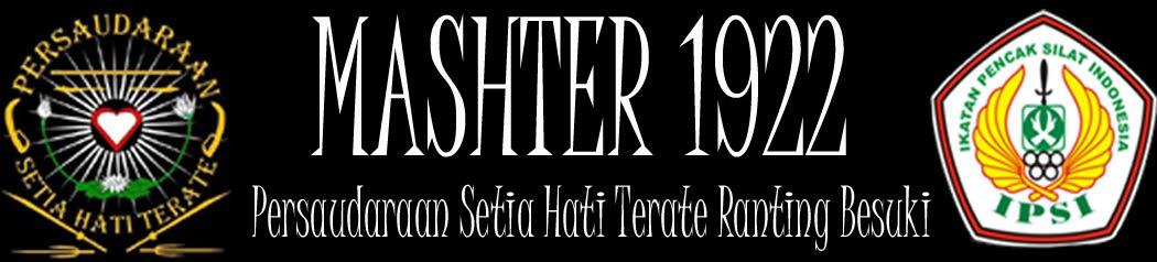 MASHTER 1922
