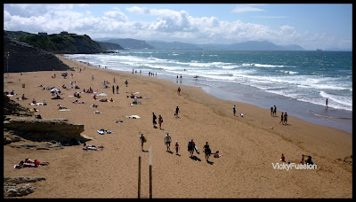 playa sopelana bilbao