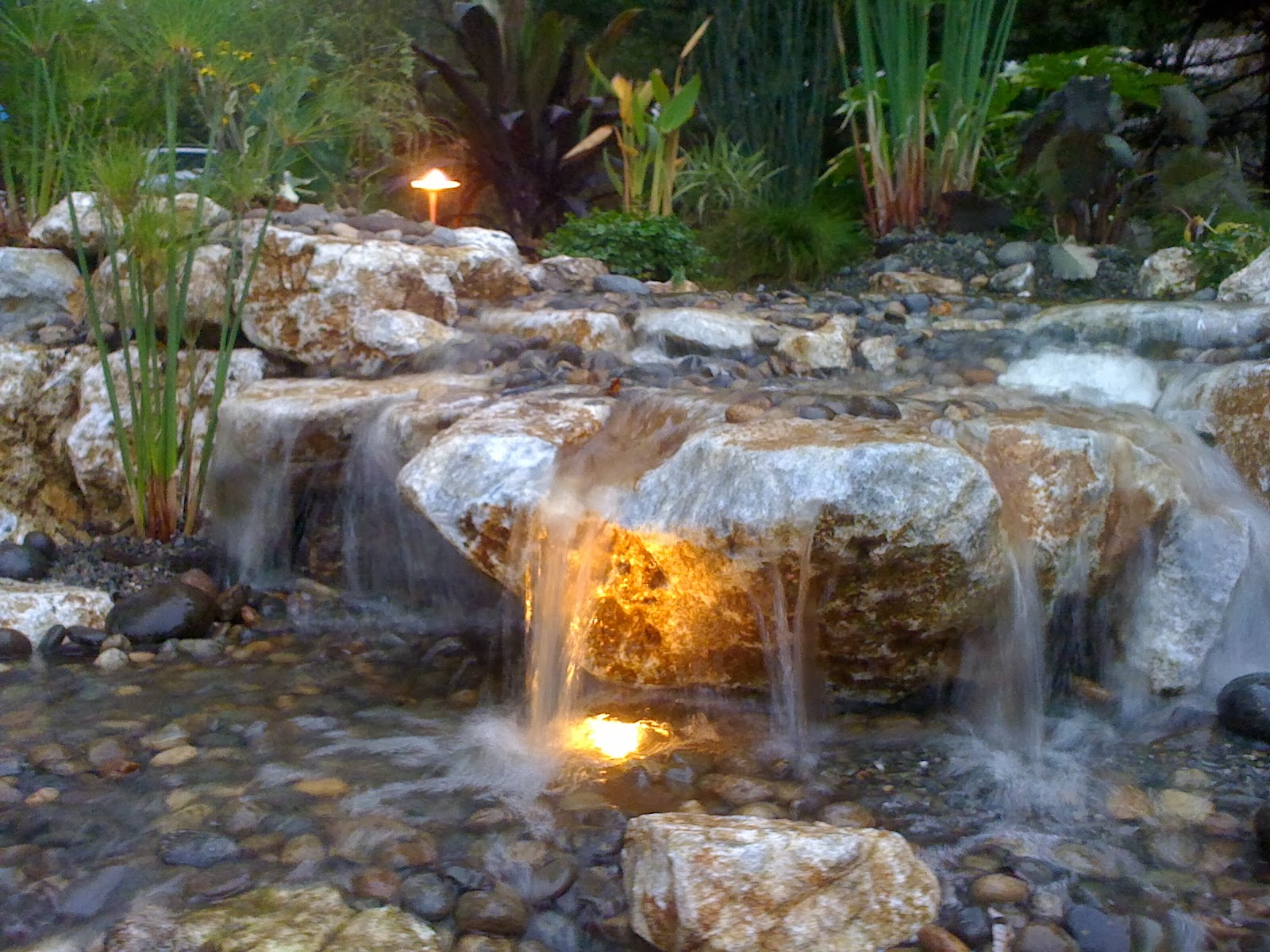 Living Waters Landscaping Asheville Water Features Asheville