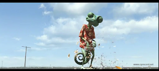 Animation & Visual Effects of