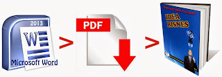 word pdf ebook writer