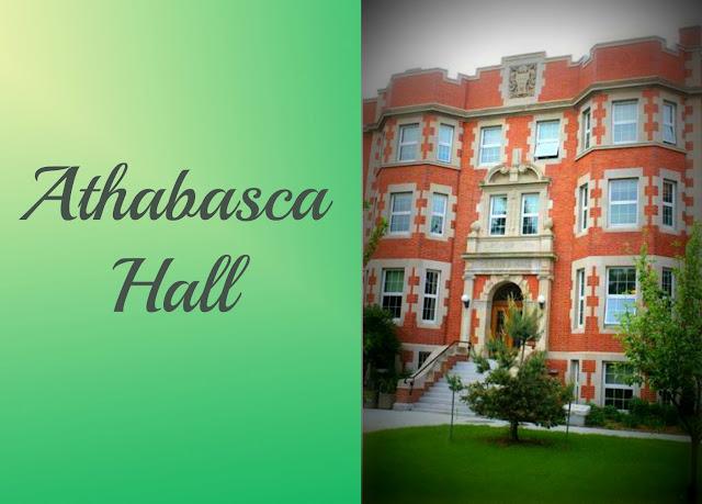 Athebasca Hall Grad Photos