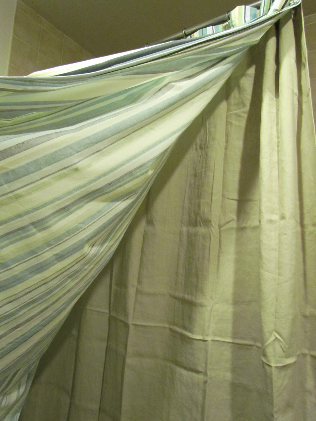 Eco Yogini Hemp Shower Curtain Fighting The Mold And Plastic