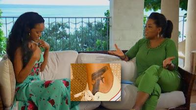 Rihanna Twittert Bijbelteksten En Heeft Tattoos Met Een Boodschap