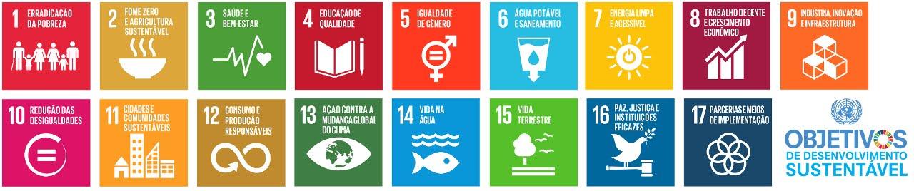 Objetivos do Desenvolvimento Sustentável - ODS