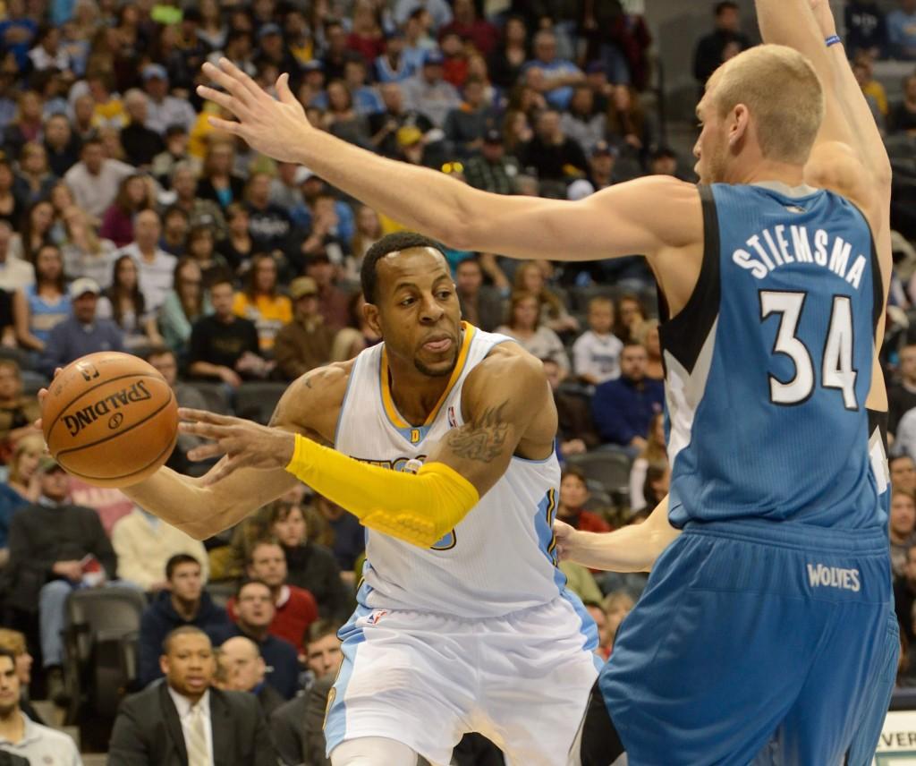 Minnesota Timberwolves Vs Denver Nuggets Partido Completo