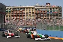Circuito Urbano de F1