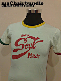 3 Blend Ringer T-Shirt