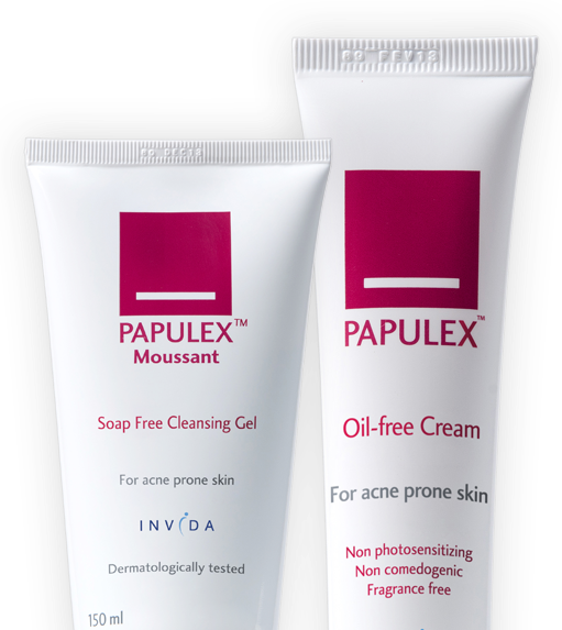 dr lina 39 s aesthetic blog papulex skincare for acne prone skin. Black Bedroom Furniture Sets. Home Design Ideas