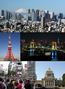 Ranking das maiores cidades do Mundo em 2013