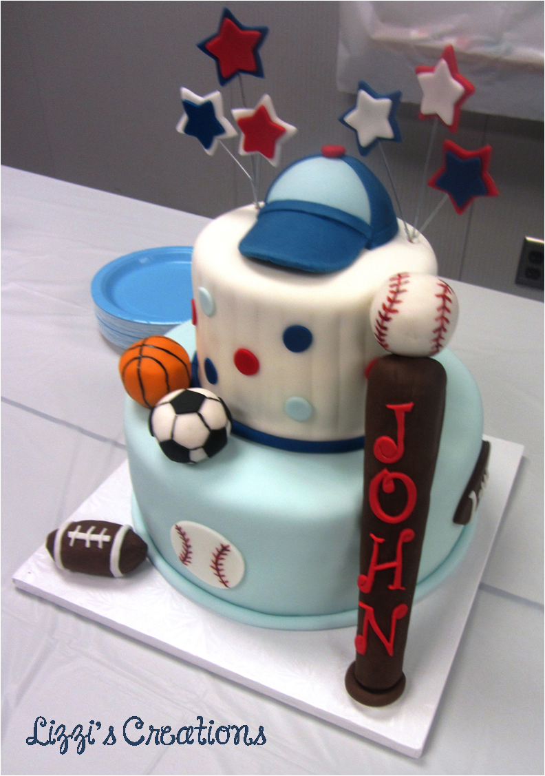 lizzi 39 s creations sports theme baby shower