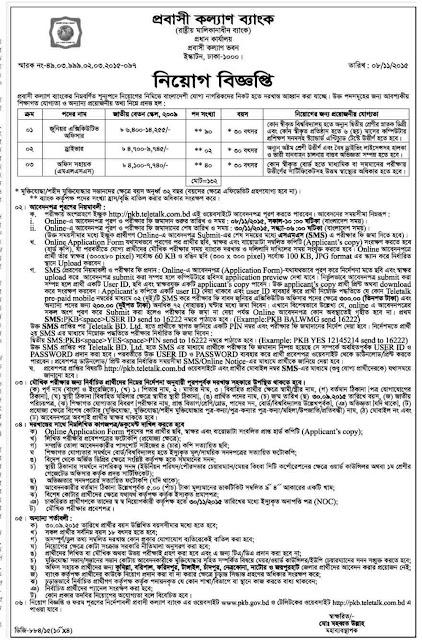 Expatriate Welfare Bank | প্রবাসী কল্যাণ ব্যাংক