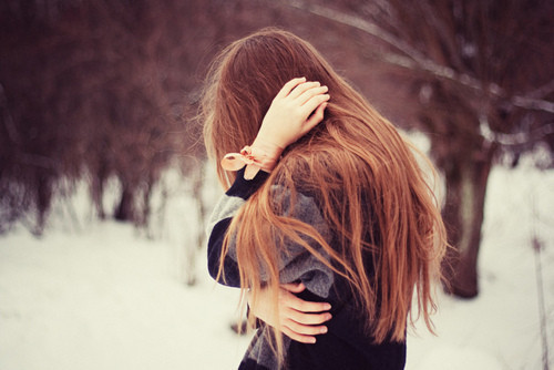 sad girl in snow | sad girl | sad girl wallpapers