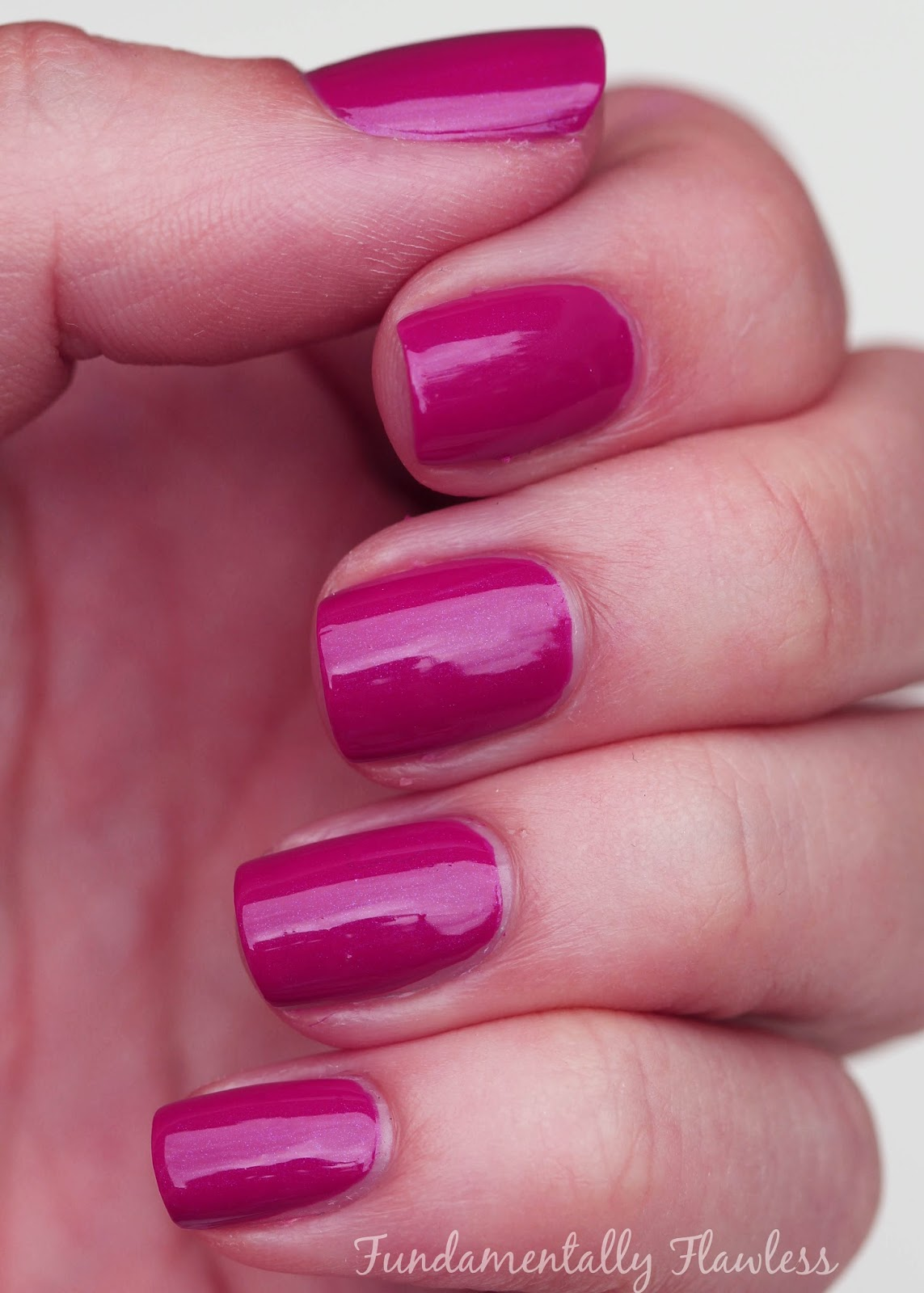 Joan Collins Nail Lacquer Lady Joan