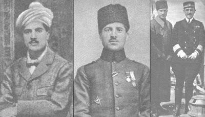 Osmanlı için Ceketini Satan Pakistanlı