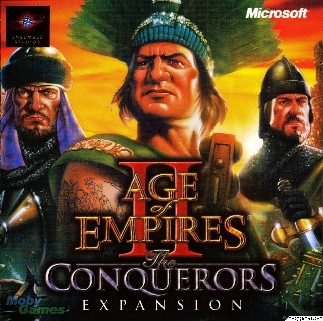 Download Games Age Of Empires 2 The Conquerors Expansion Full English Version