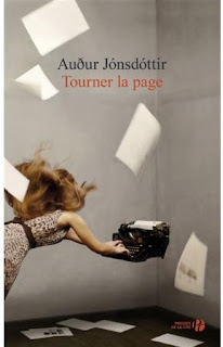 Tourner la page – Auður Jónsdóttir