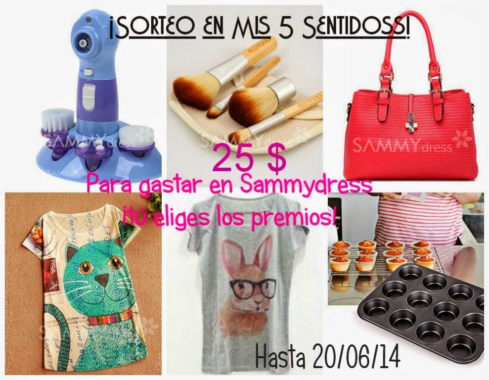 Sorteo Sammydress