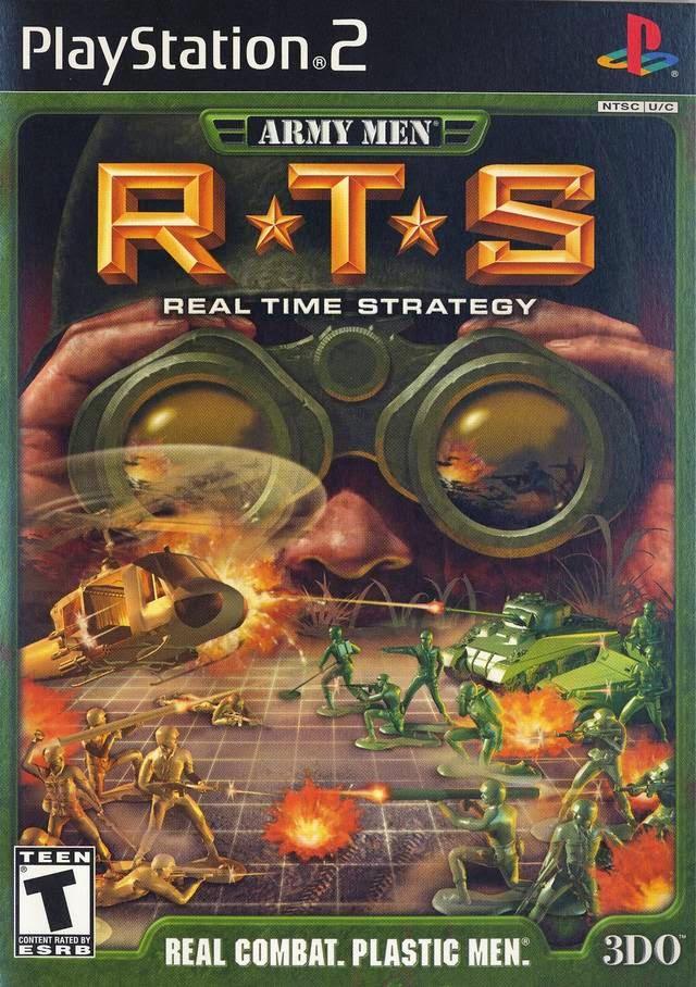 Semua Cheat dan Code Army Men RTS dan Sarge's War PS2