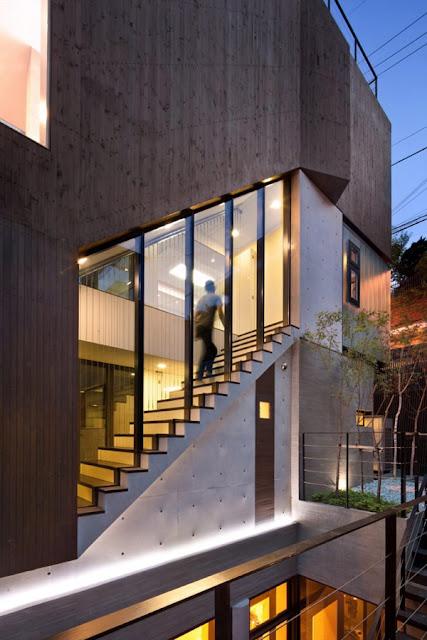 Rumah Modern Korea 9