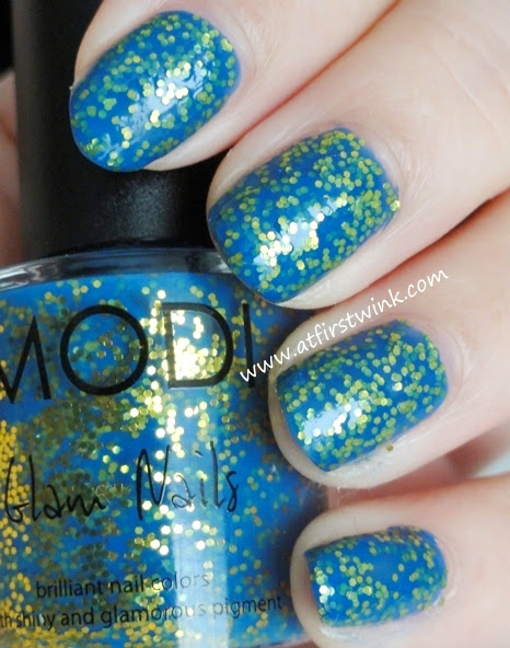 Modi nail polish 76 - First Avenue