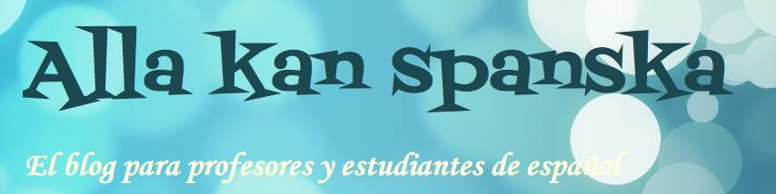 Alla kan spanska