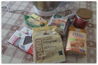 Torta Tenerina Caffè Musetti