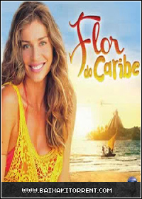 Capa Download CD Trilha Sonora: Flor do Caribe   Nacional   (2013) Baixaki Download