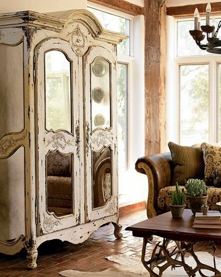 The French Armoire/lulu klein