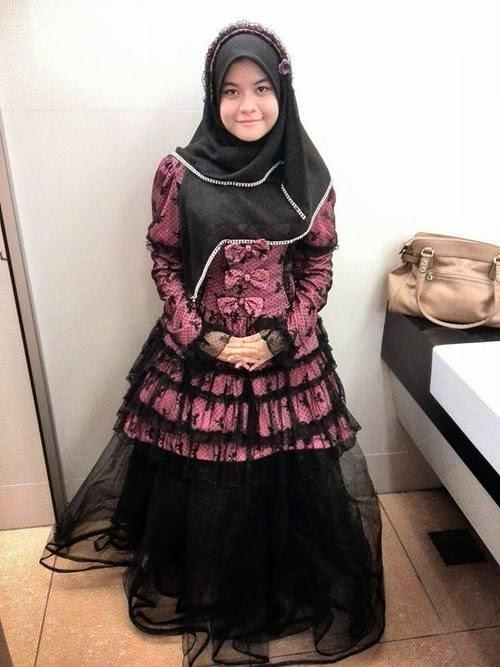 Lolita versi hijab