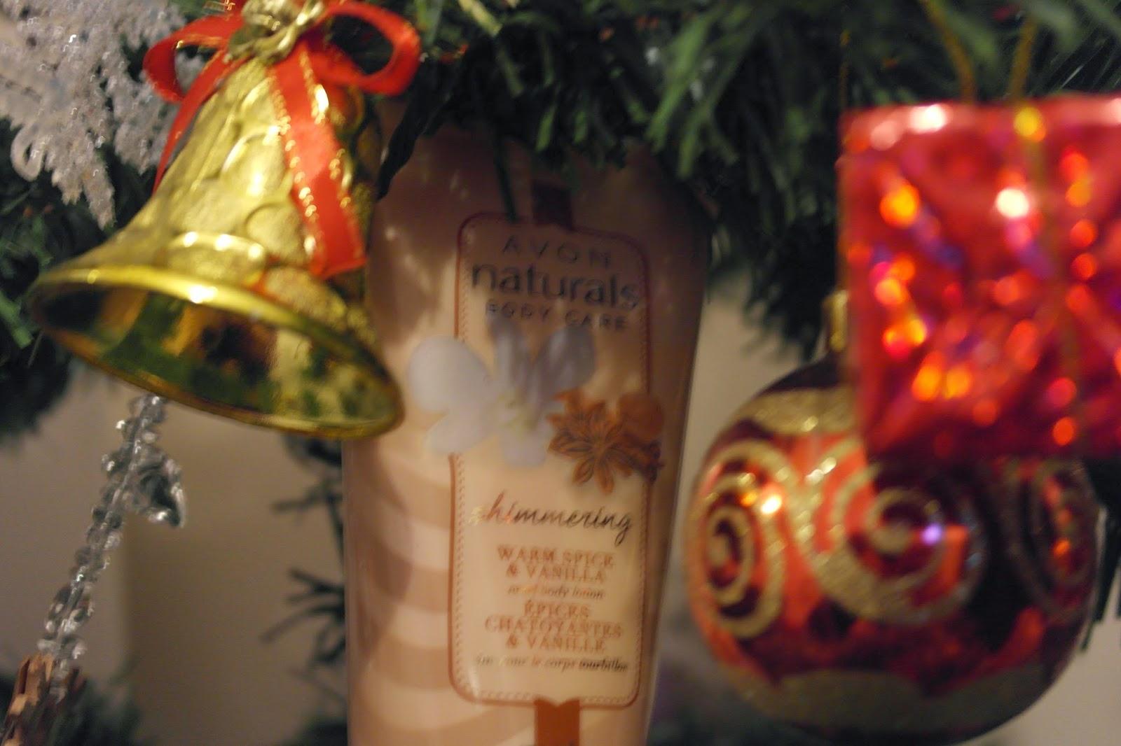 Naturals Body Care Warm Spice&Vanilla