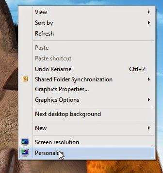 Cara mengganti wallpaper komputer desktop