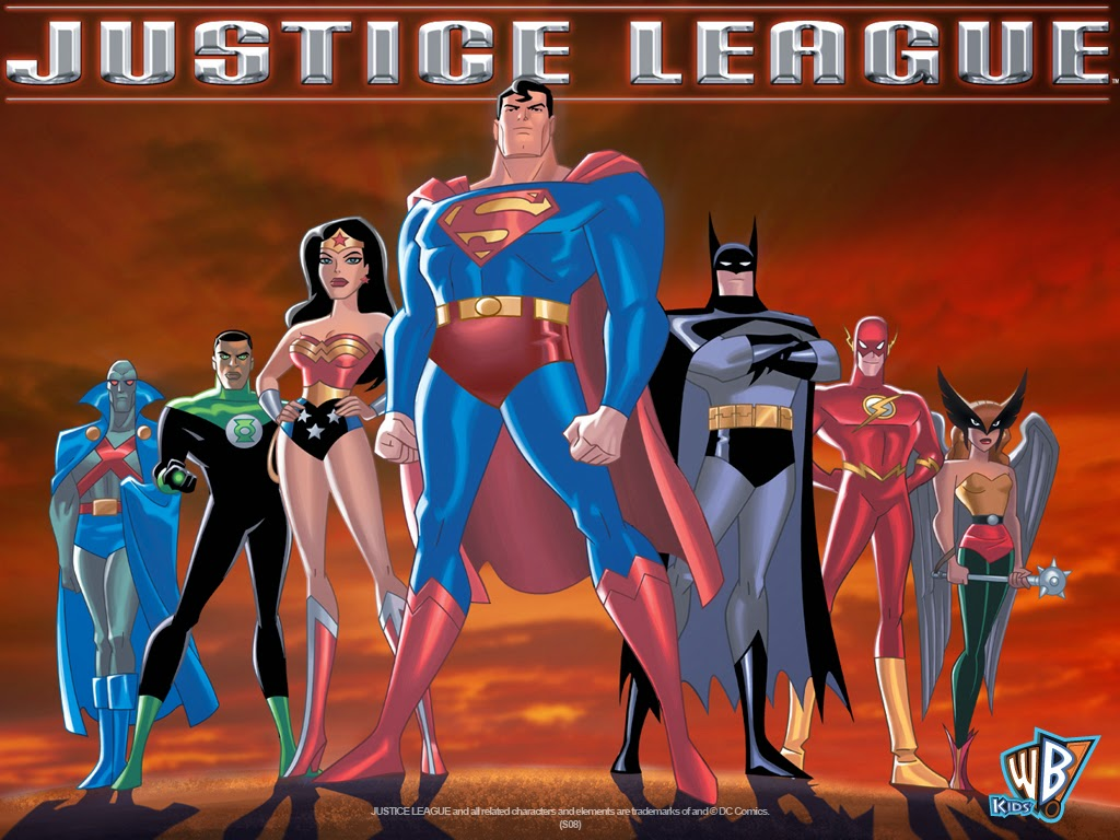 Justice League Unlimited ΜΕΤΑΓΛΩΤΙΣΜΕΝΟ (2001–2006) ταινιες online seires xrysoi greek subs