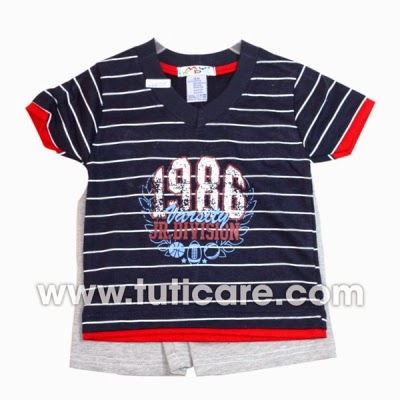 quần áo cho bé trai
