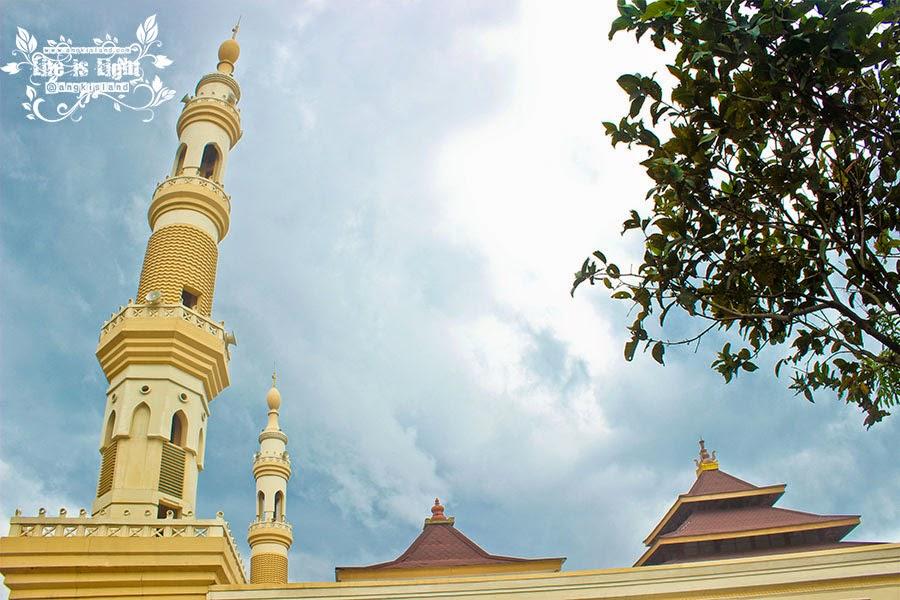 masjid agung temanggung