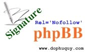 Nofollow ch k phpBB