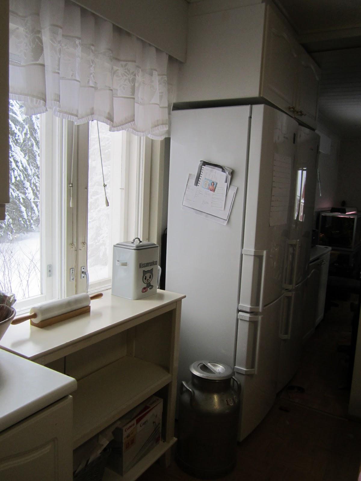 Savon syvämmestä Köyhän naisen keittiöremontti