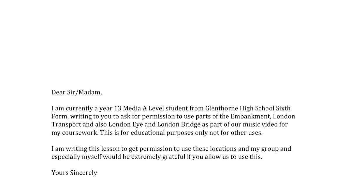 Permission letter for shooting 28 images vida kohan ghadr permission letter for shooting nathan oliver location permission letter altavistaventures Images