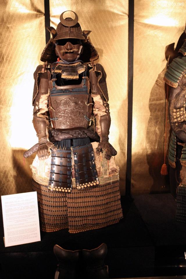 доспех самурая