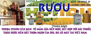 Rượu vodka Hyndu Ngon nhất hiện nay
