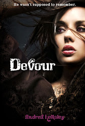 Cover for Devour