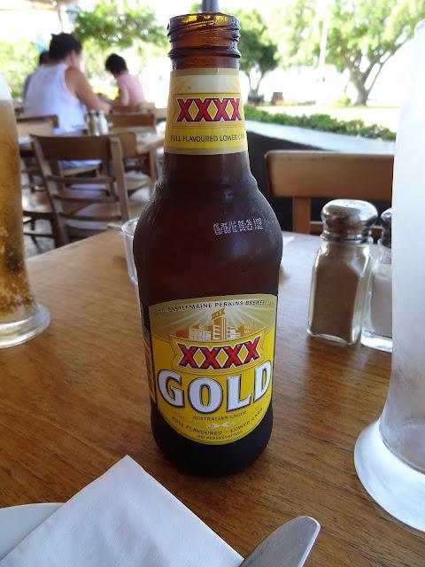 xxxx gold beer cairns australia