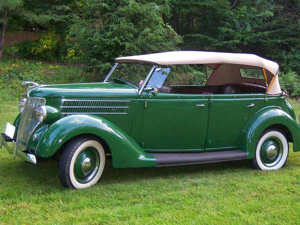 1936 ford phaeton auto restorationice
