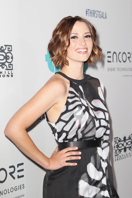 Actress @ Chyler Leigh - 6th Annual Thirst Gala in Beverly Hills