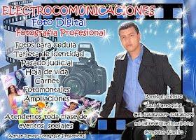 ELECTROCOMUNICACIONES FOTO DIGITAL