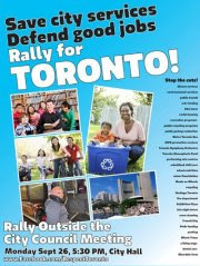 Real Democracy7 Now, Occupy Canada, Uncut, DRY, Global Revolution, World Revolution,m Save Toronto City Services