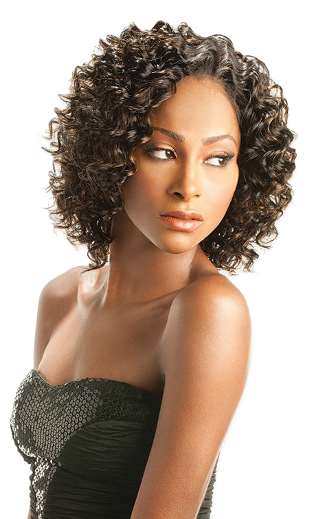 Deep Wave Weave Bob Hairstyles Xq cuticle remy soft deep 3pcs