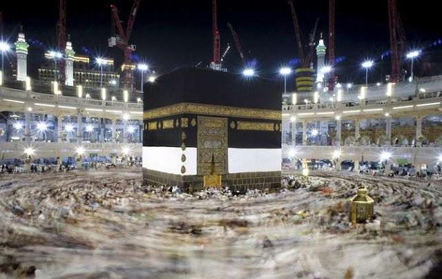 Queda de guindaste deixa 87 mortos na Grande Mesquita de Meca