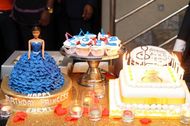 More Photos: Tiwa, Omawumi, Toke, Toolz, Others At Gbemi Olateru's Birthday Party